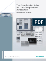 The Complete Portfolio for Low-Voltage Power Distribution