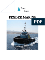 Fender Marine Catalogue