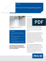 Volume 15 - Condensed Aerosol Fire Extinguishing Systems