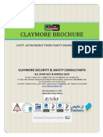 Claymore Security and Safety Consultants
