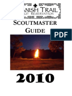 2010 Summer Camp Scout Master Guide Book