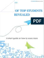 Secrets of Top Students Revealed