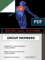 Bronchial Asthma Seminar