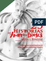 25 Historias de Amor y de Diose - Melisa S. Ramonda