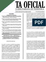 Decreto Reforma Ley Contra Corrupcion