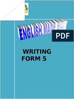 Documents.tips Writing Module Form 5