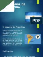 El Español de Argentina