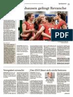 06 2016 Genève Volley