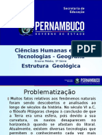 ProfessorAutor-Geografia-Geografia Ι 3º Ano Ι Médio-A Estrutura Geológica