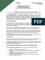 Edital 01 2015 Pré Incubação