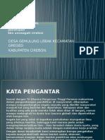 KULIAH KERJA NYATA MAHASISWA UNSWAGATI CIREBON DI DESA 1.pptx