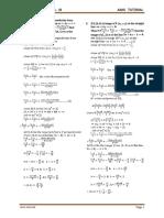 intermediate maths 1B