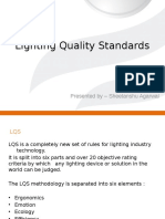 Lighting quality standards