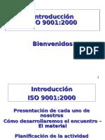 Curso Introducción ISO 9001 - Instructor