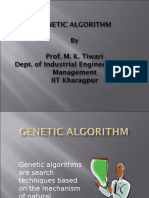 1) Genetic Algorithm