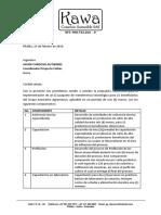 Propuesta Ceibas - Agromezon
