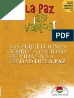 Informe encuesta 2011
