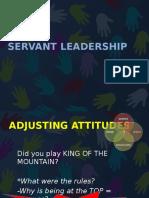 2016 - s2 - sv - week 2 - day 5 servant leadership
