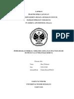 Laporan PKL Pendidikan Teknik Mesin_Heru Widianto_5201412001
