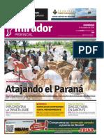 Edición impresa del domingo 10 de enero de 2016