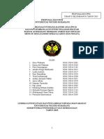 Proposal Kuliah Kerja Nyata (KKN)