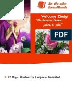 Welcome Jindgi
