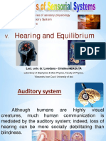 Cap V_curs 11, 12 Si 13 _hearing and Equilibrum