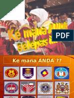 CD 1 Halatuju Pelajar Selepas SPM