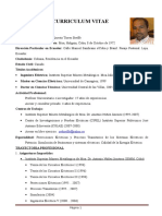 Curriculum Dr. Orlys Torres Breffe (Ecuador)