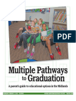 Multiple Pathways to Graduation