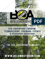 Belum Outdoor Adventure Profile