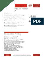 (1) Purificador h20 Compact de Mesa -_EXPORTAÇÃO