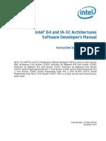 64 Ia 32 Architectures Software Developer Vol 2a Manual