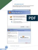 Instalacion Visual Studio 2005