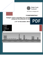 Report2E6-Boeckx-Van de Water-budget Report December 213