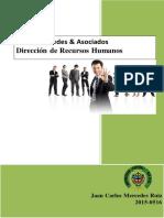 Administración de Recursos Humanos -Examen Final (Maestria en Gerencia Financiera)