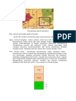 Peta Geologi Daerah Penelitian