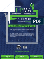 NHRMA16 STA Brochure