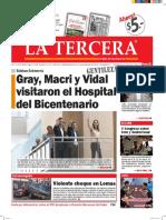 Diario La Tercera 16 02 2016