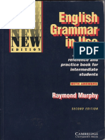 English Grammar in Use SECOND EDITION