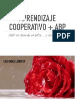 Aprendizaje cooperativo en ABP