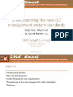 Understanding the New ISO Management System Standards