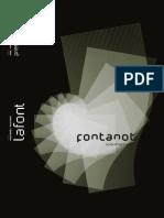Catalog Lafont Fontanot