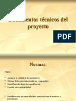 Documentos Tecnicos Del Proyecto