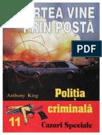 Anthony King - Moartea Vine Prin Posta