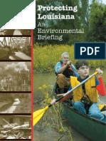 Protecting Lousiana - An Environmental Briefing