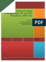 Evaluasi Program Penanggulangan Hiv Dan Aids Dki Jakarta Tahun 2008/2012
