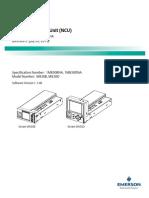 NetSure Control Unit UM1M830BNA