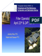 Filter Optimization