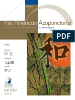 Awareness Chinese Medicine